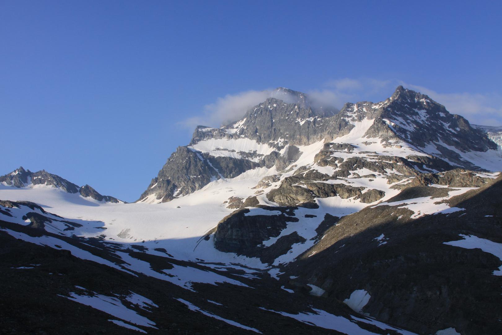 Großer Piz Buin /Silvretta, 3312m