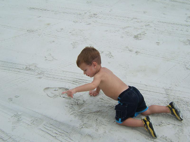 *Großer Sandkasten*