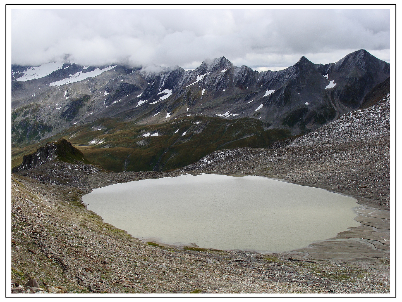 Grosser Schatzfirn-See