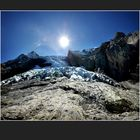 grosses Gletscherbild
