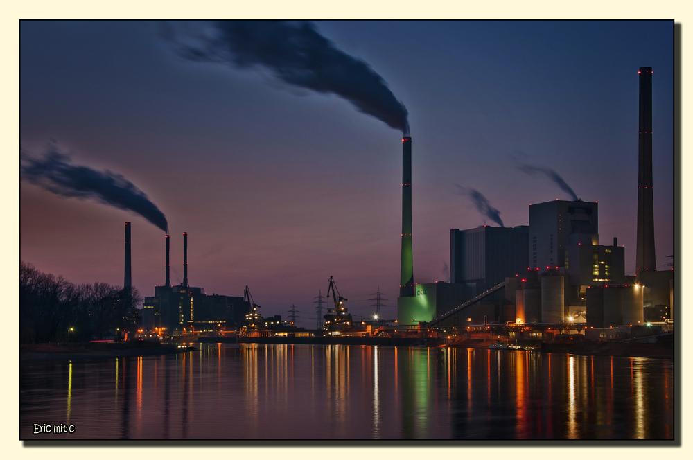 Großkraftwerk Mannheim DRI
