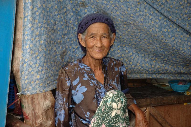 Großmutter Thai