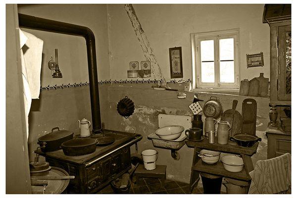 Großmutters Küche :-)