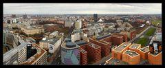 Großstadt-Panorama