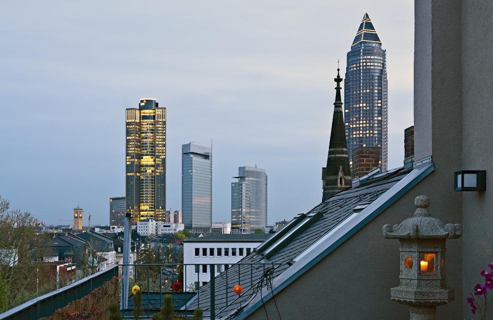 Großstadt-Romantik