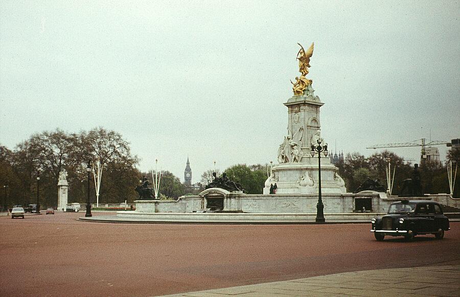 Großstadtgewusel (3): London 1974