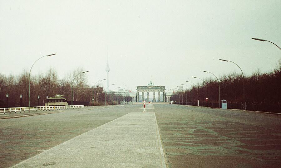 Großstadtgewusel (4): Berlin 1976