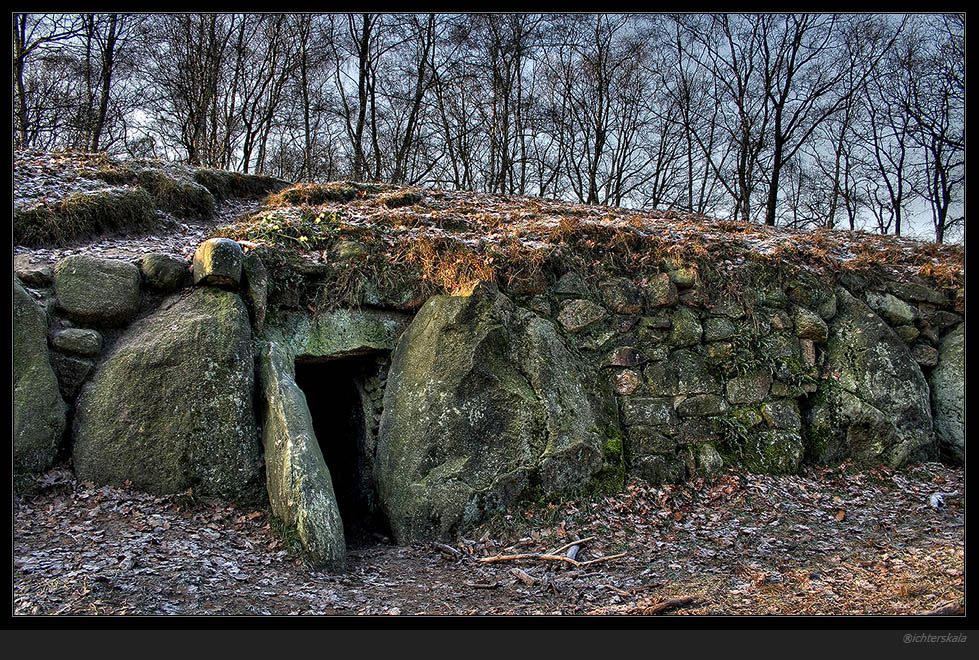 Großsteingrab I (Eingang)