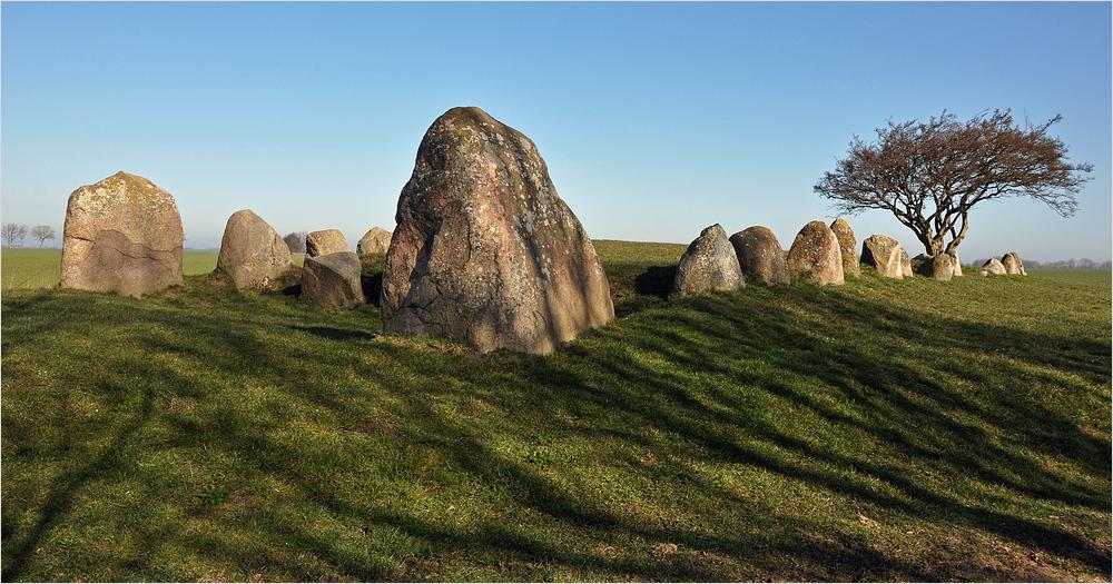 Großsteingrab Riesenberg