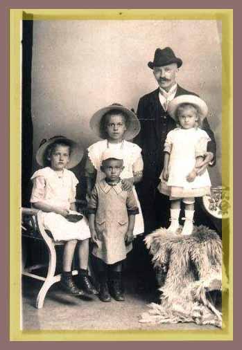 Großvater 1914