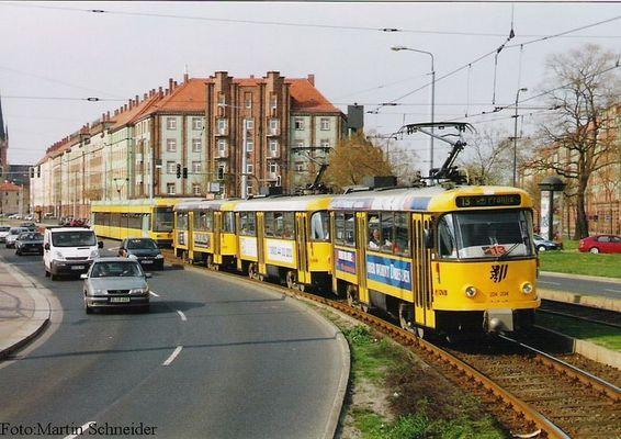 Großzüge in Dresden - leider nicht mehr