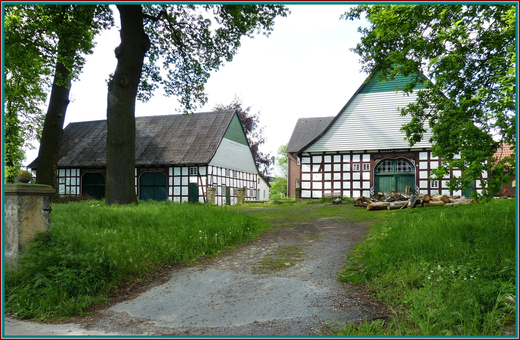 Großzügige Hofanlage im südlichen Kreis Melle