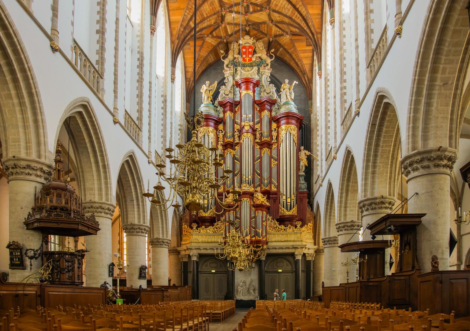 Grote Kerk I - Haarlem/Niederlande