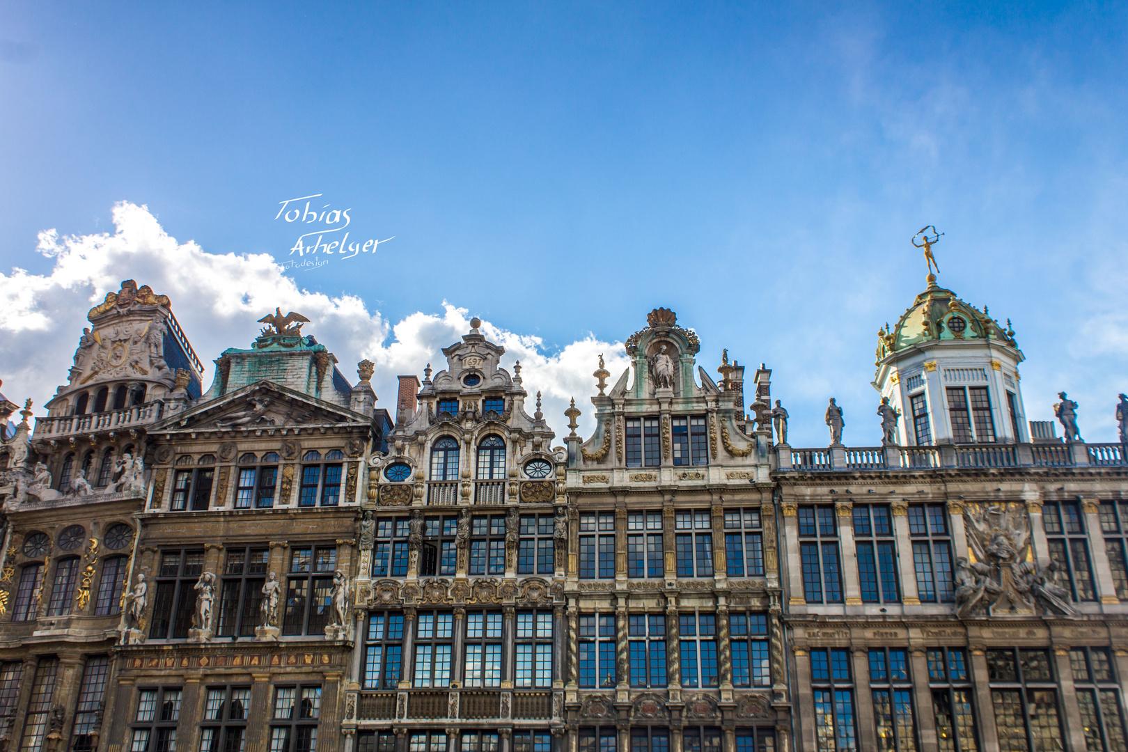 Grote Platz - Brüssel