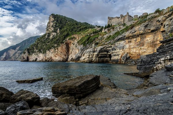 """Grotta di Byron, Portovenere"""