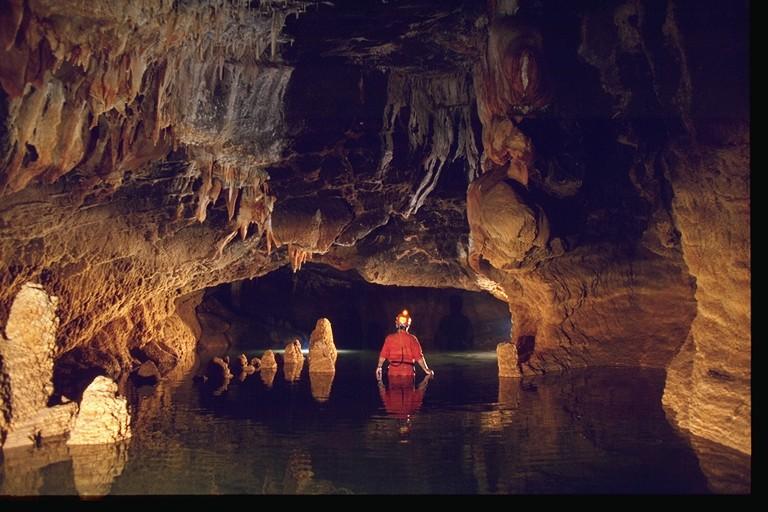 Grotta di Juxtlahuaca 1 (Guerrero - Messico)