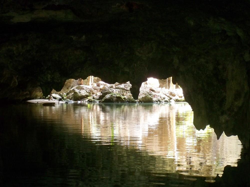 """grotte """"cenote"""""""