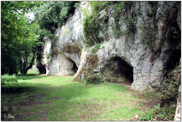 Grotte de la Roche Courbon.