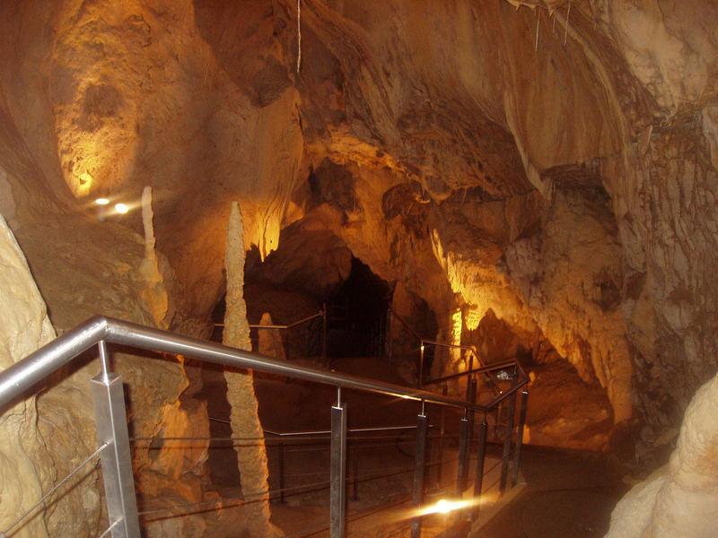 Grotte de l'Orbes