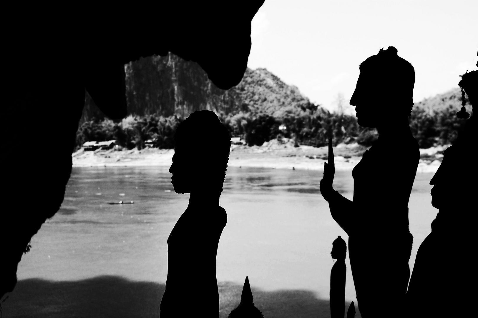 Grotte de Pak Ou, Nord Laos