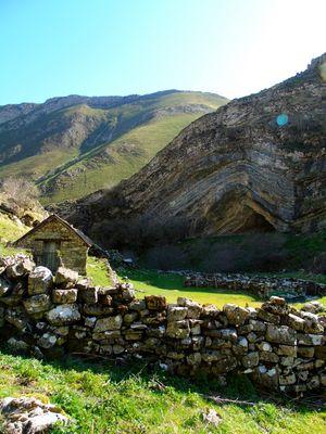 Grotte d'Harpea