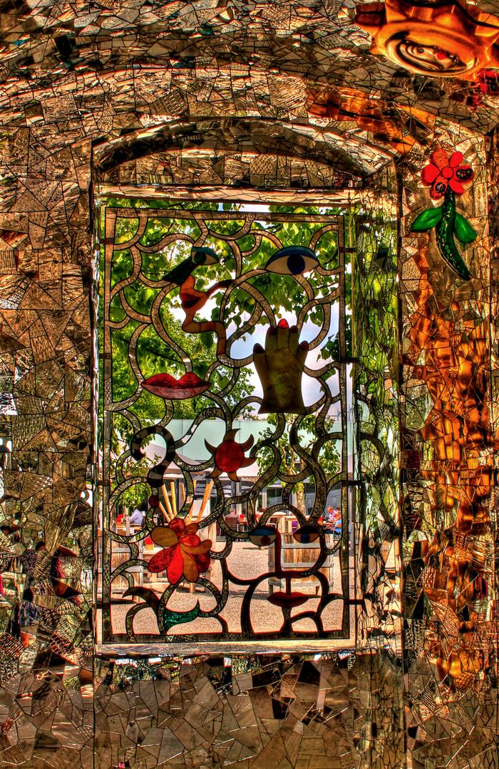 Grotte Herrenhäuser Gärten