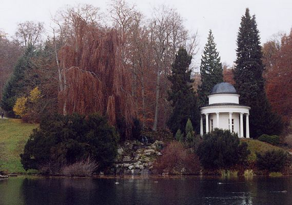 Grotte im Bergpark Wilhelmshöhe