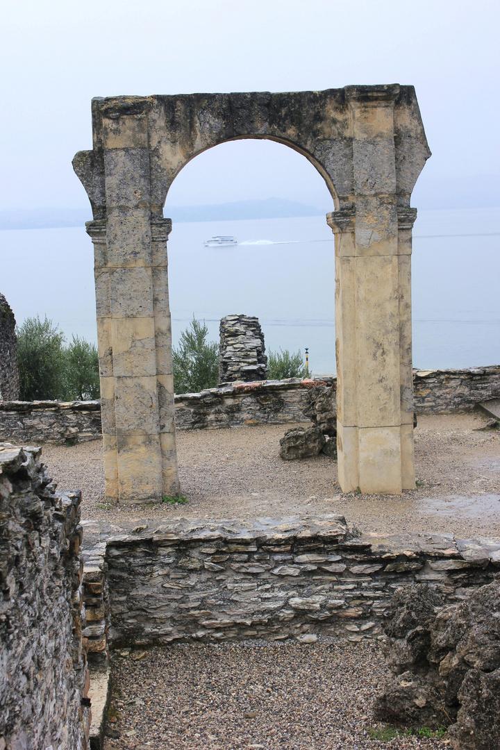 """""""Grotten des Catull"""", Sirmione/ Italien"""