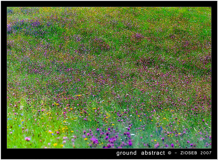 ground abstract