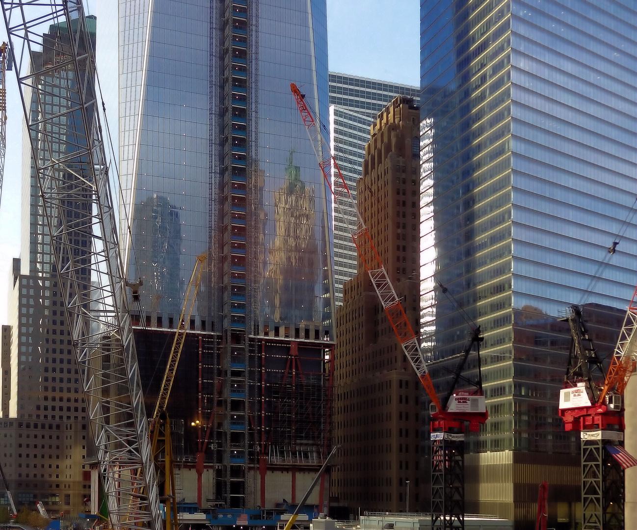 ground zero baustelle