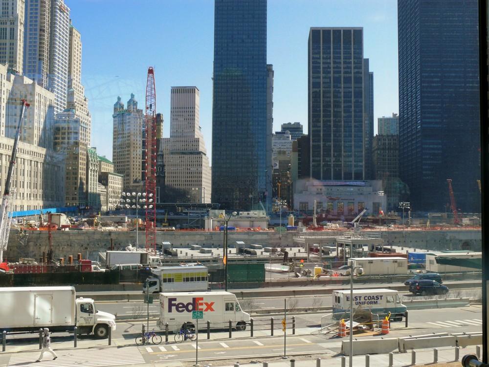 Ground Zero (Februar 2007)