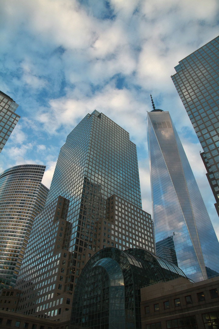 Ground Zero New York 2013