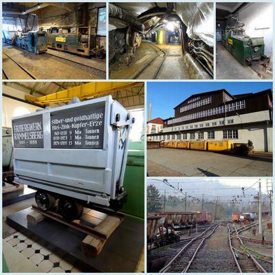 Grubenbahn Rammelsberg