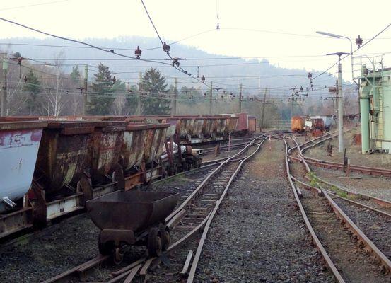 Grubenbahnhof