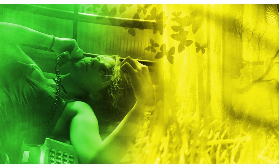 -Grün-Gelb-