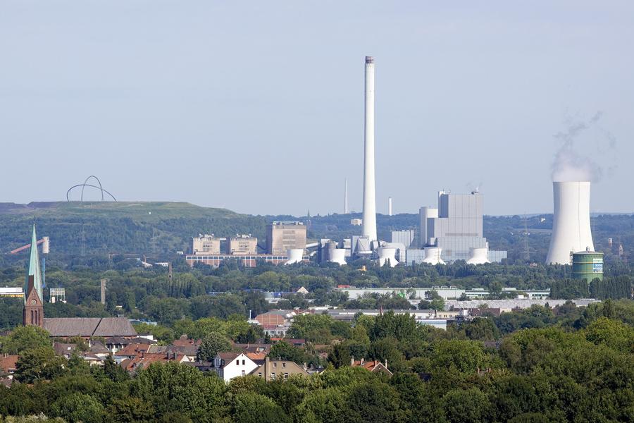 Grün im Ruhrgebiet II