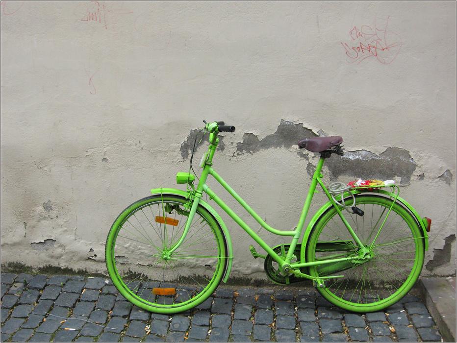 Grün ist schön 2