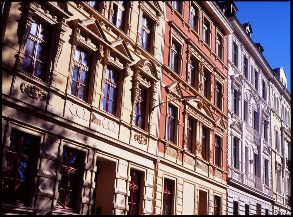 Gründerzeit Fassaden