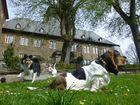 Gründonnerstagmeeting an der Burg Schnellenberg