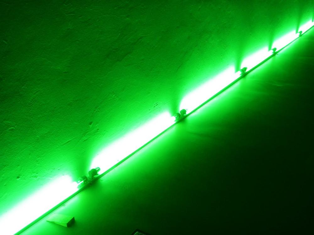 Grüne Diagonale