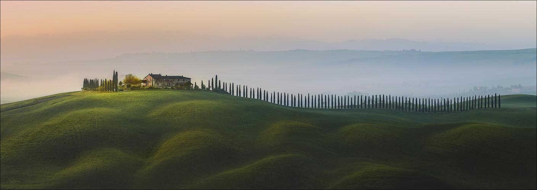 Grüne Hügel...