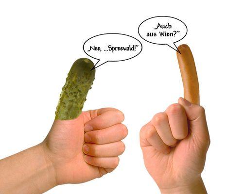 Grüner Daumen trifft Wurstfinger