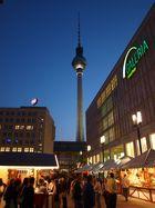 Grüner Donnerstag in Berlin