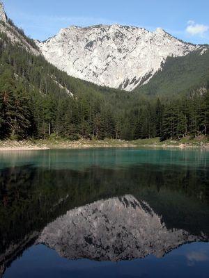 Grüner See in Tragöß (2)