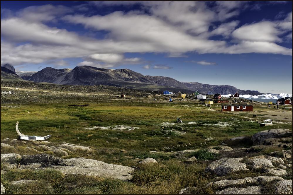 Grünes Land - Greenland