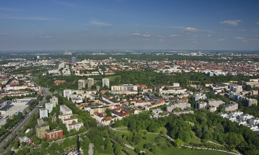 Grünes München