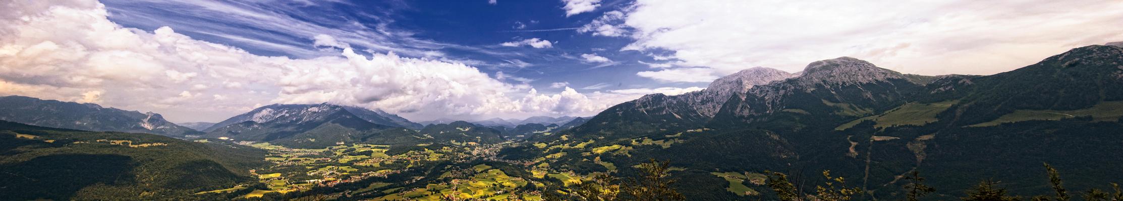 Grünstein Panorama