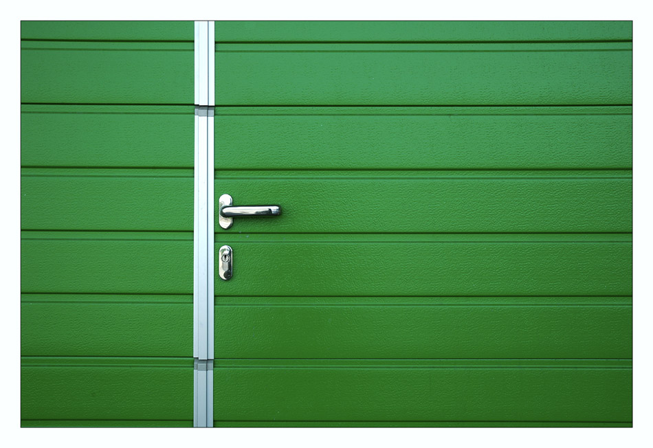 Grün.Tür
