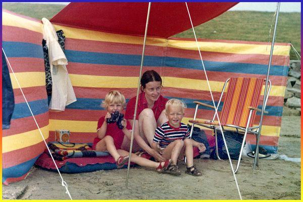 ... Grüsse aus dem Urlaub 1971 ...