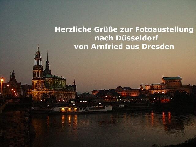 Grüße aus Dresden